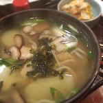韓日茶苑 楽zen - 韓国温麺