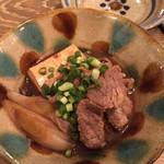沖縄料理 新風 - 肉豆腐 850円