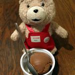 BONCOURAGE - そして、デザートはチョコレートと牛蒡のアイス