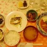 赤いふうせん - 料理写真:【夕食】大人用(これにデザートが付きます)
