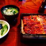 Yoshikawa - 鰻重