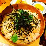 さつま芋Cafe - 蔵飯セット