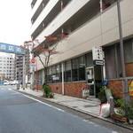 33084255 - 宮前商店街入口