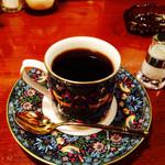 大正館 - 石釜コーヒー