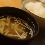 おふくろの味 3・5食堂 - 汁、メシ