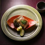 食酒 あきしろ by Mizuno - 喉黒(のどぐろ)の幽庵(ゆうあん)焼き