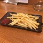 スタンドバーサカグチ - ポテトフライ