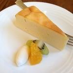 シェ・ホシノ - チーズケーキ