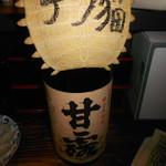 居酒屋たちばな - 芋焼酎!