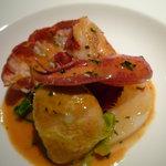 S - オマール海老 3種の調理
