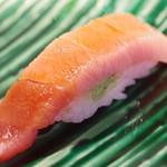 大塚高勢 - 料理写真:鮪中トロ