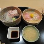 桜田 - 寒ぶり、鯛、イカ