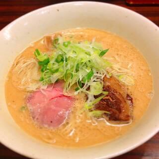 らーめん 会 神戸本店 - 豚鶏節ラーメン3.0
