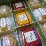 林久右衛門商店 - 色々な種類のお吸い物がセットになっています
