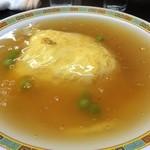 中華料理 哲ちゃん - 料理写真:天津飯
