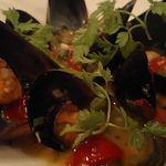 ビストロ フレッシュ - 料理写真:ムール貝