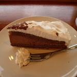 カフェ ラグナ - チョコレートケーキ