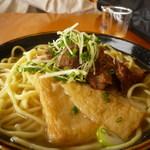 レストラン なりさ - 料理写真:沖縄そば