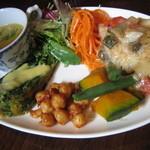 331713 - タラのピルピル、前菜、サラダ、スープ