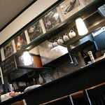 Cafe Ceol - 店内(昼)
