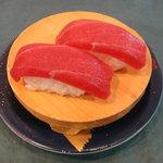 ビッグサン - 料理写真:トロっと、とろけるホンマグロのトロ 是非!