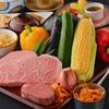 鉄板焼 七海 - 料理写真:黒毛和牛コース/銘柄牛コース