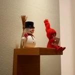 soba-ya癒庵 - 人形たち