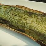 33106958 - 八戸前沖銀鯖の棒寿司