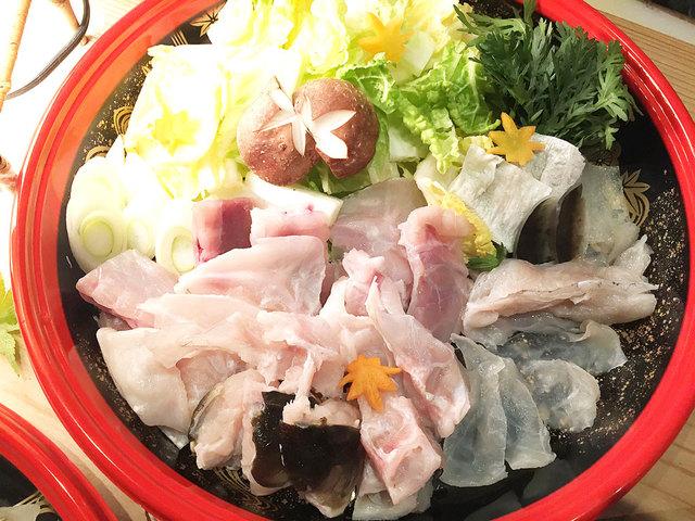 割烹まつもと - 茨城県つくば市 ふぐ・すっぽん料理