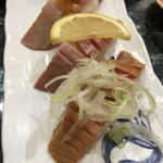沼津魚がし鮨 - 中トロ炙り