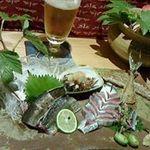 33108240 - 秋刀魚を5種類の味わいで 見た目も美しい