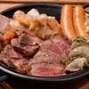 BalBal - 料理写真:鹿肉や猪、羊など変わり種の盛り合わせ