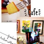 SaCHI - 中は写真や絵画が飾ってあります