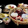 花ざしき和香 - 料理写真:おいしい料理がちょっとずつ食べられて、女性向けの『花かご膳』