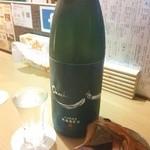 なか屋 - 日本酒「長龍 雄町 特別純米無濾過生原酒」