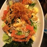ゆうづき - ゆうづきサラダ(¥580)