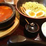 33114937 - トマトつけ麺。