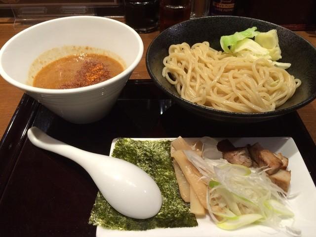 海老秀 関内桜通り店 - エビつけ麺