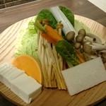 shabushabufuji - お野菜