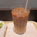 ドトールコーヒーショップ - アイスカフェラテ 250円