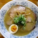 あいびす らーめん亭 - 料理写真:チャーシューめん(あっさり)¥700円(20120909)