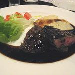 イル コッチュート - 牛ステーキバルサミコソース