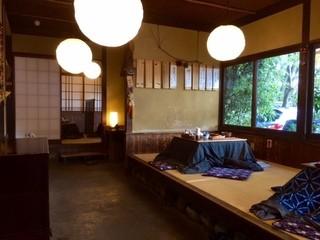 甘味茶屋 - 和の落ち着いた雰囲気がイイ!