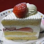 フレイ延齢堂 - ショートケーキ