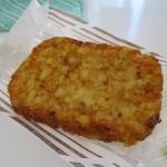 デイリーヤマザキ - 料理写真:ハッシュドポテト