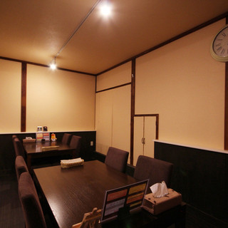 くつろげるカフェ空間