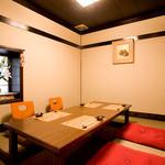 魚あん 三田 - 東のお部屋「3~4名様まで」■掘りごたつ式■暖かみのある雰囲気