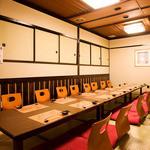 魚あん 三田 - 中洲のお部屋「8~16名様」■お座敷席■宴会・歓送迎会向け
