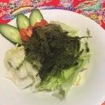 タルマッシュ - 海ぶどうサラダ
