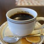 神野喫茶店 × JINNO COFFEE - 珈琲が付きました